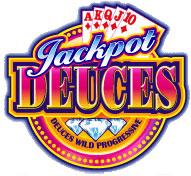 Jackpot Deuces Logo